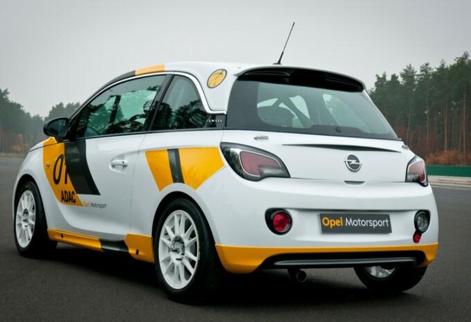 Opel keert terug naar de autosport #3