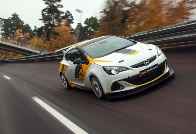 Opel keert terug naar de autosport #5
