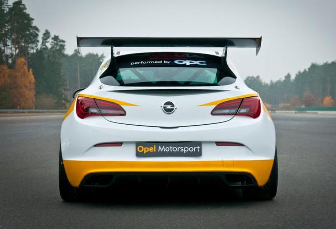 Opel keert terug naar de autosport #6