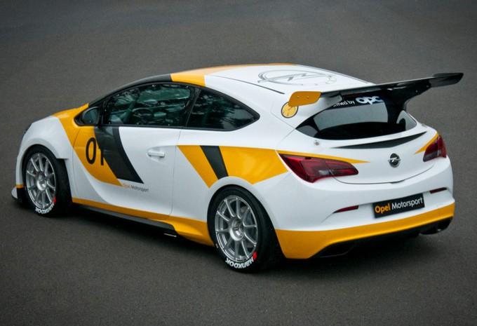 Opel keert terug naar de autosport #8