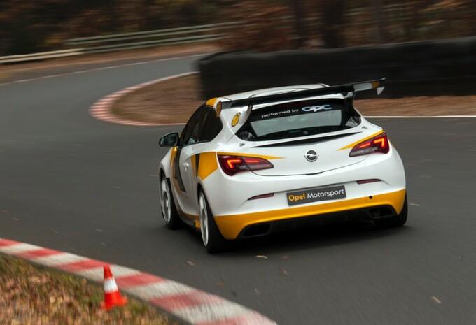 Opel keert terug naar de autosport #9