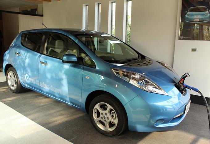 Moins d'avantages pour les voitures électriques #1