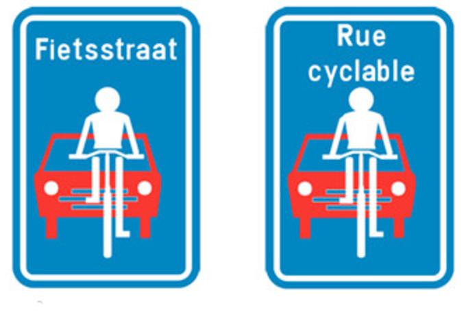 Fietsstraat #1