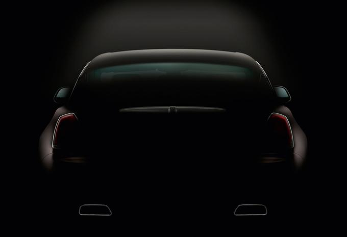 Rolls-Royce Wraith #3