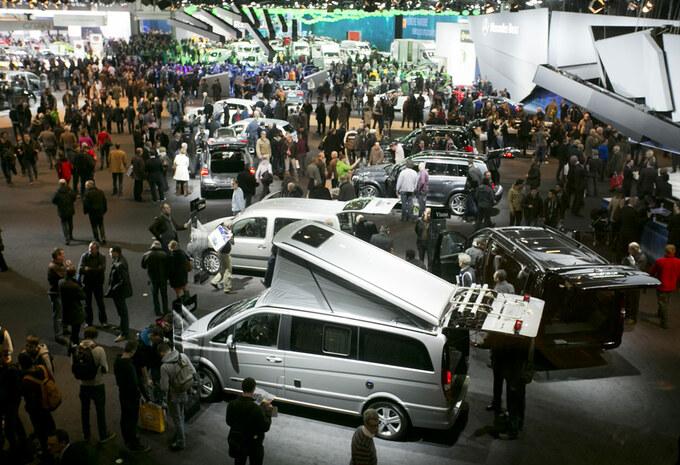 Autosalon lokte 380.000 bezoekers #9