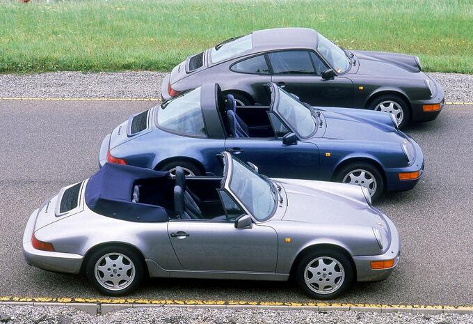 50 ans de Porsche 911 #14