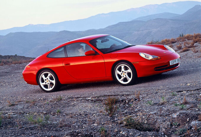 50 ans de Porsche 911 #4