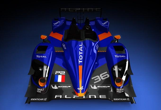 L'Alpine des 24 H du Mans #2