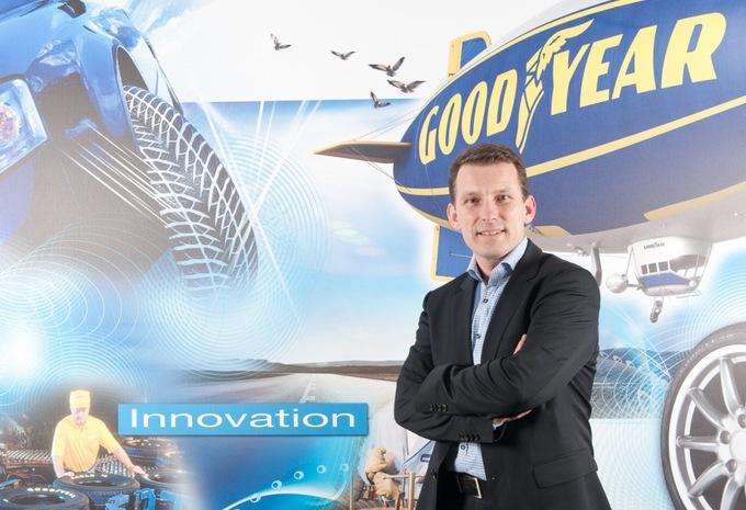 Nieuwe directeur Goodyear Dunlop Tyres Benelux #1