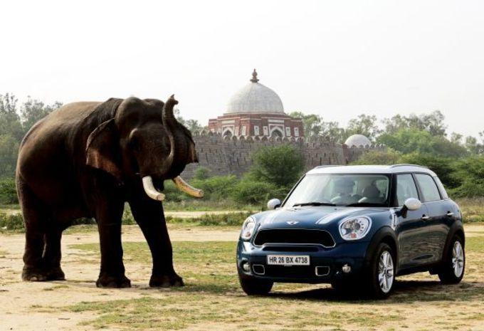 Mini en Inde #1
