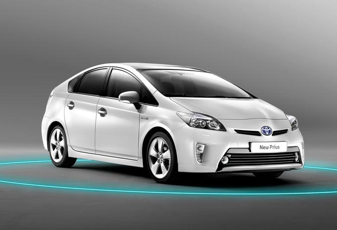5 millions d'hybrides Toyota et Lexus #1