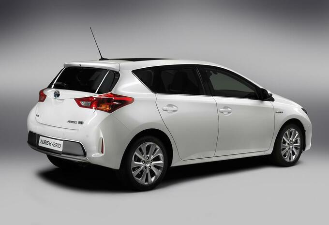 5 millions d'hybrides Toyota et Lexus #2