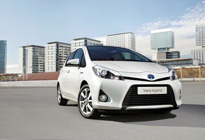 5 millions d'hybrides Toyota et Lexus #6