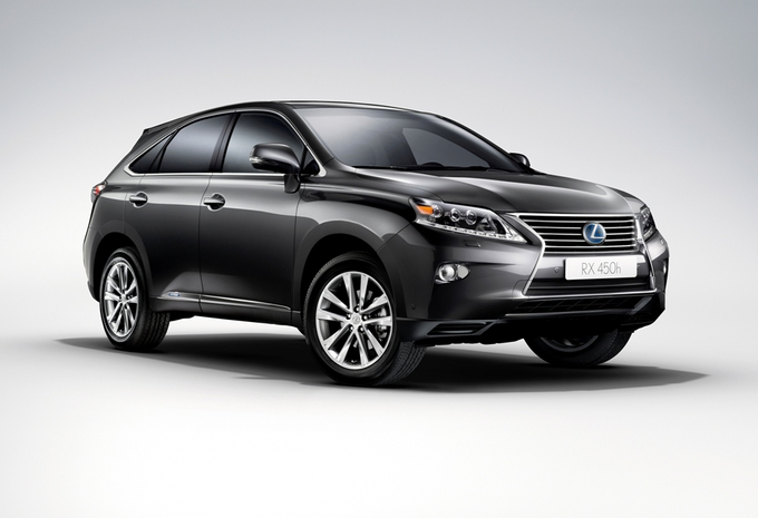 5 millions d'hybrides Toyota et Lexus #7