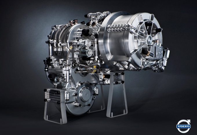 Vliegwieltechnologie bij Volvo #1