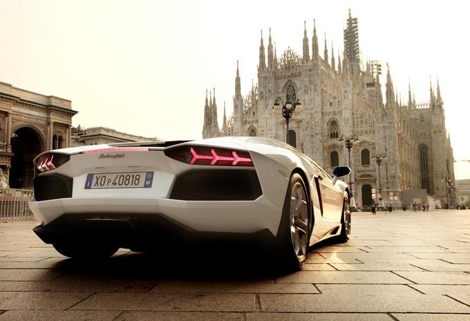 Lamborghini Grande Giro #1