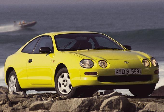 Toyota Celica Story #1