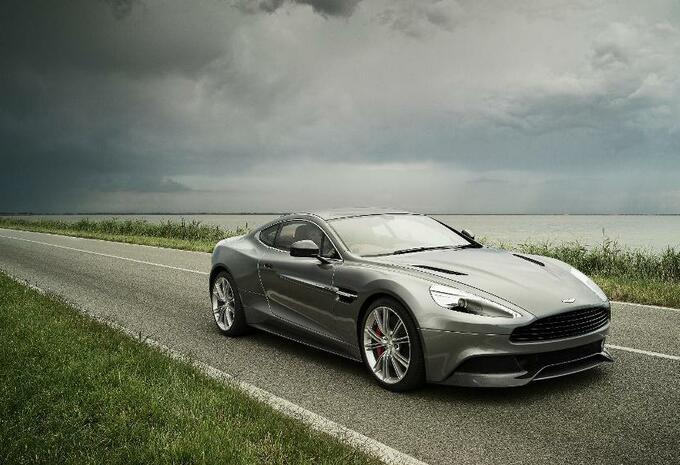 Onderhandelingen tussen Aston Martin en Daimler #1