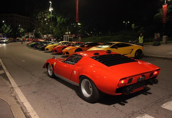 Lamborghini Grande Giro #12