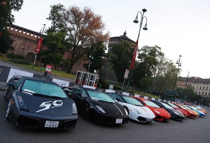 Lamborghini Grande Giro #3
