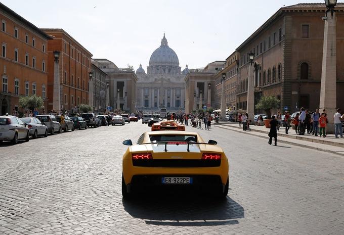 Lamborghini Grande Giro #6