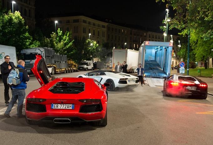 Lamborghini Grande Giro #7