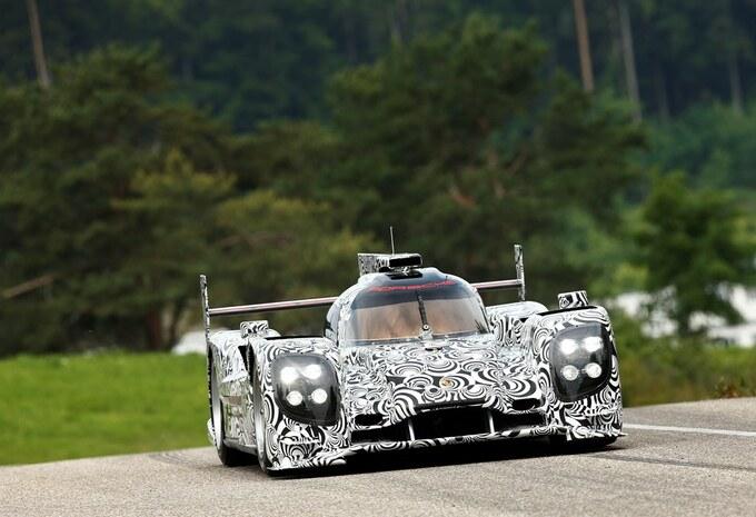 Porsche LMP1 #3
