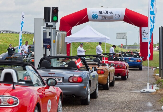 Parade record de Mazda MX-5 #5