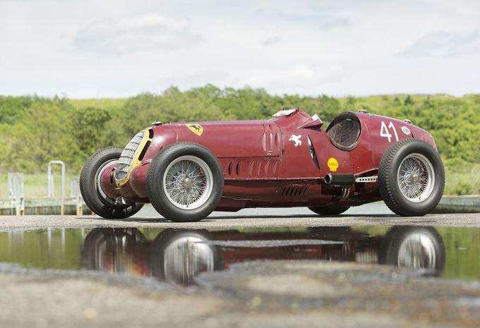 Alfa Romeo Tipo C 8C-35 aux enchères #2