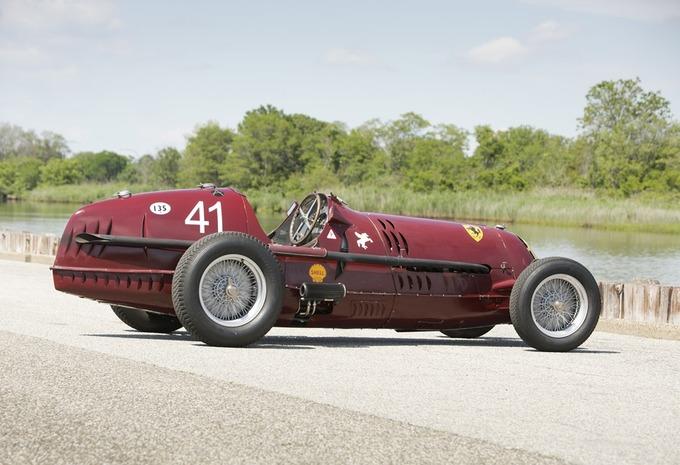 Alfa Romeo Tipo C 8C-35 aux enchères #3