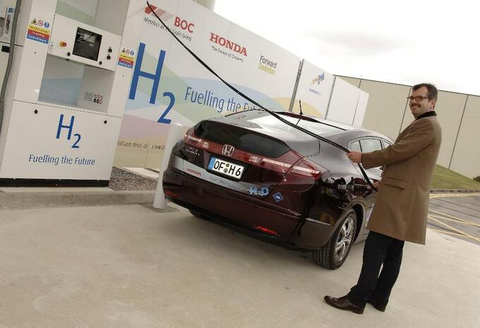 GM en Honda werken samen aan brandstofcel #1
