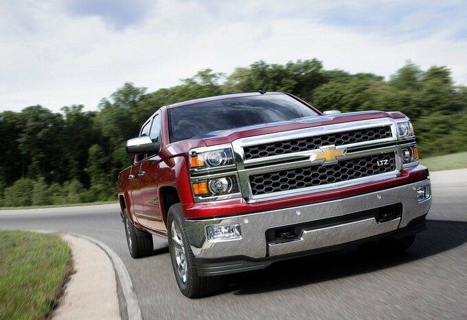 Wereldwijd recordverkoop voor Chevrolet #1