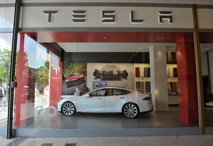 Tesla en Belgique #1