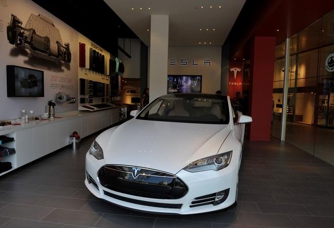 Tesla en Belgique #3