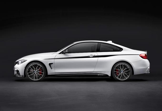 M Performance-pack voor BMW 4-Reeks  #1