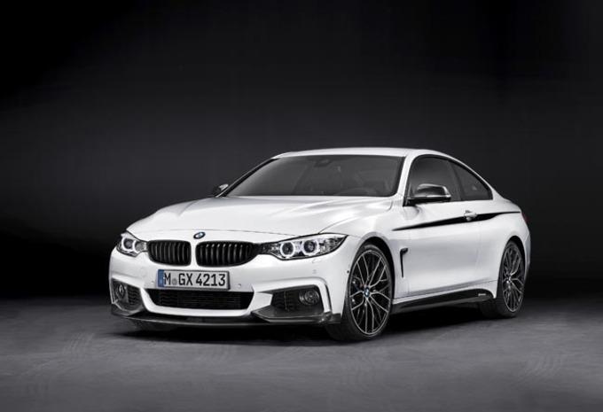 M Performance-pack voor BMW 4-Reeks  #2