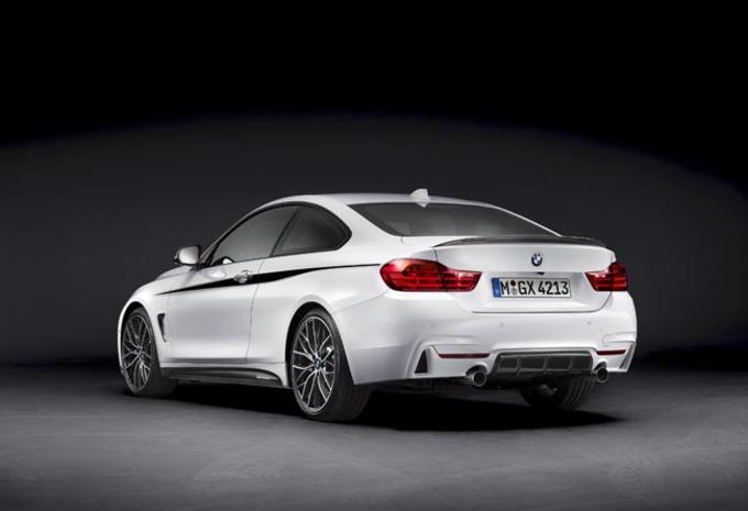 M Performance-pack voor BMW 4-Reeks  #3