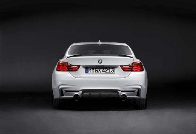 M Performance-pack voor BMW 4-Reeks  #5