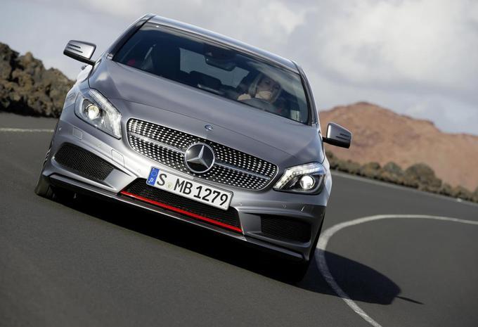 Mercedes obtient gain de cause en France #1
