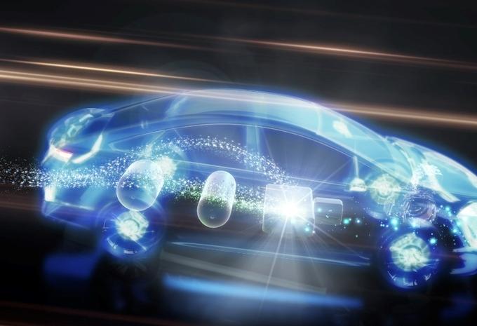 Toyota à piles à combustible en 2015 #2