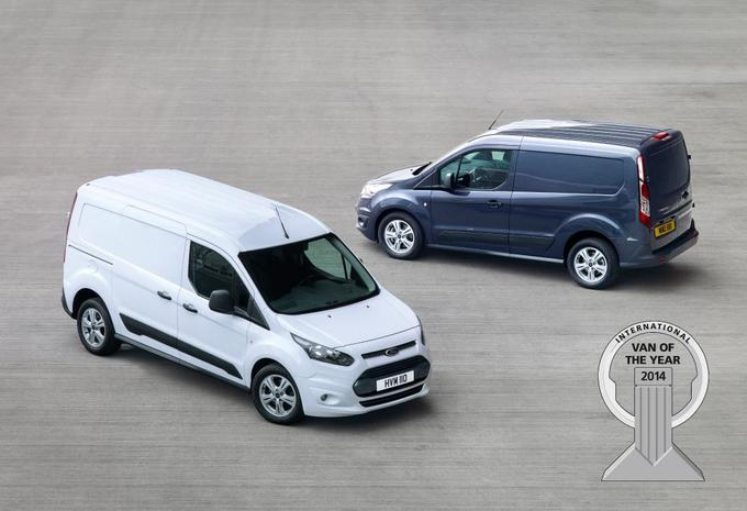"Ford Transit Connect ""Van of the Year"" #1"