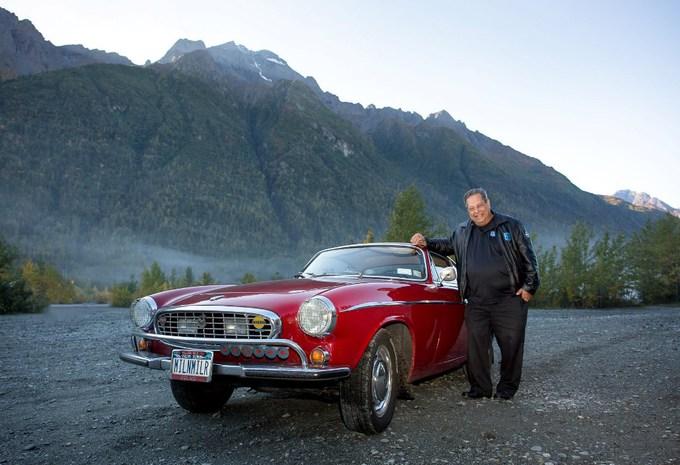 3 miljoen mijl in een Volvo P1800S #1