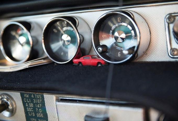 3 miljoen mijl in een Volvo P1800S #2
