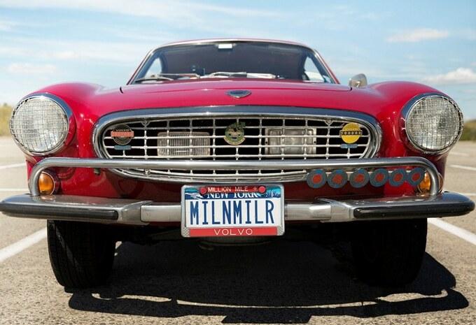 3 miljoen mijl in een Volvo P1800S #4