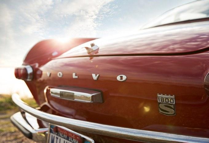 3 miljoen mijl in een Volvo P1800S #6