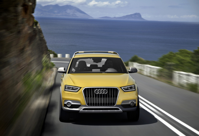 Audi va produire au Brésil #2