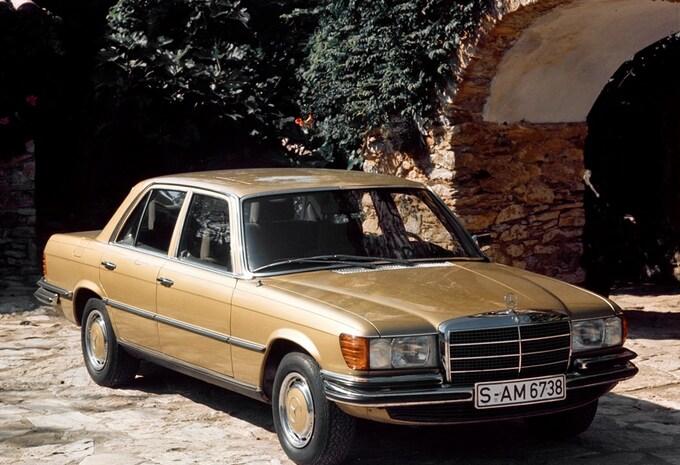 Het verhaal van de S-Klasse in AutoWorld #4