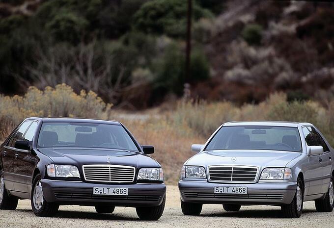Het verhaal van de S-Klasse in AutoWorld #6