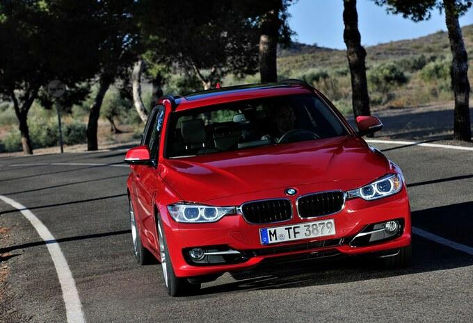 Rappel de BMW roulant à l'essence #1