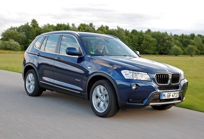 Rappel de BMW roulant à l'essence #5